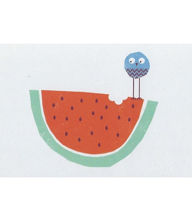 KAUTZI Gordon liebt Melone
