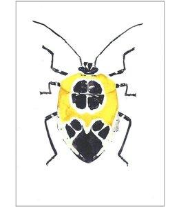 LEO LA DOUCE Gelber Käfer