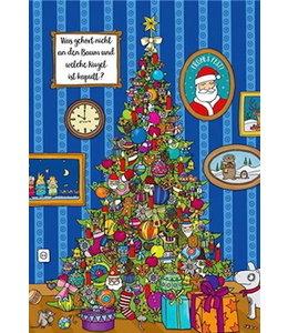 Charis Bartsch Was gehört nicht an den Baum?