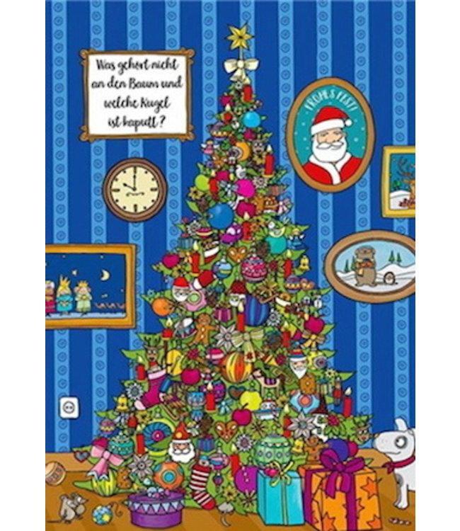 SKOWRONSKI & KOCH VERLAG Was gehört nicht an den Baum?