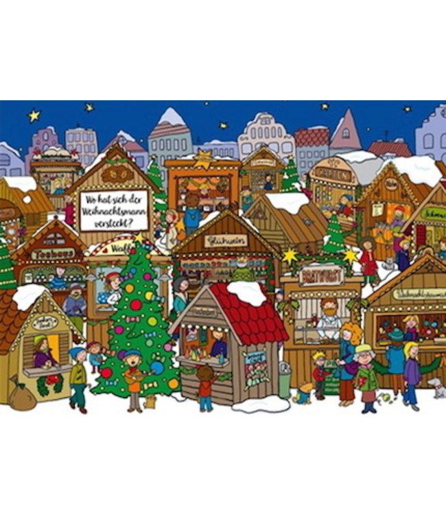SKOWRONSKI & KOCH VERLAG Wo hat sich der Weihnachtsmann versteckt?