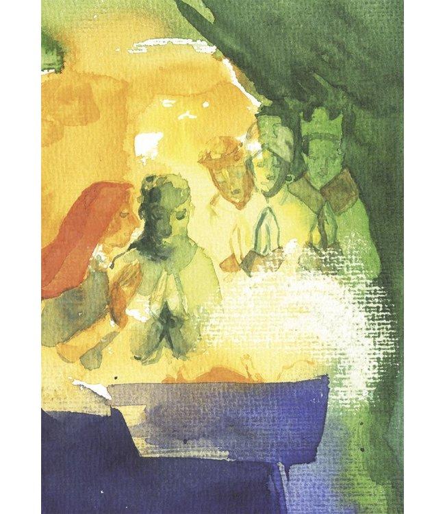 Präsenz Verlag Weihnachtskrippe