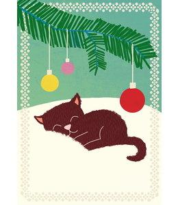 MONIMARI Weihnachtskätzchen