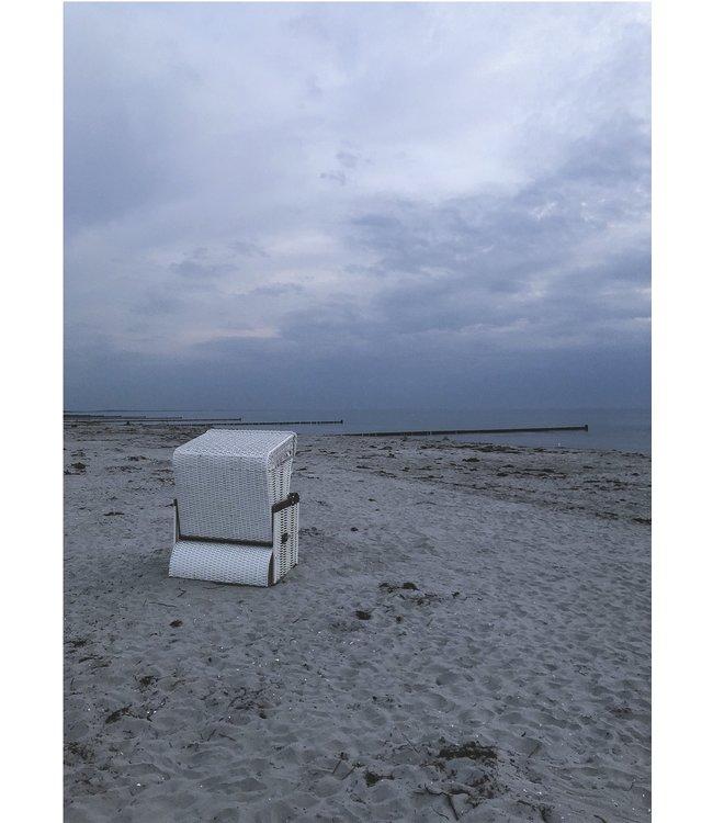 schnurkarten Strandkorb