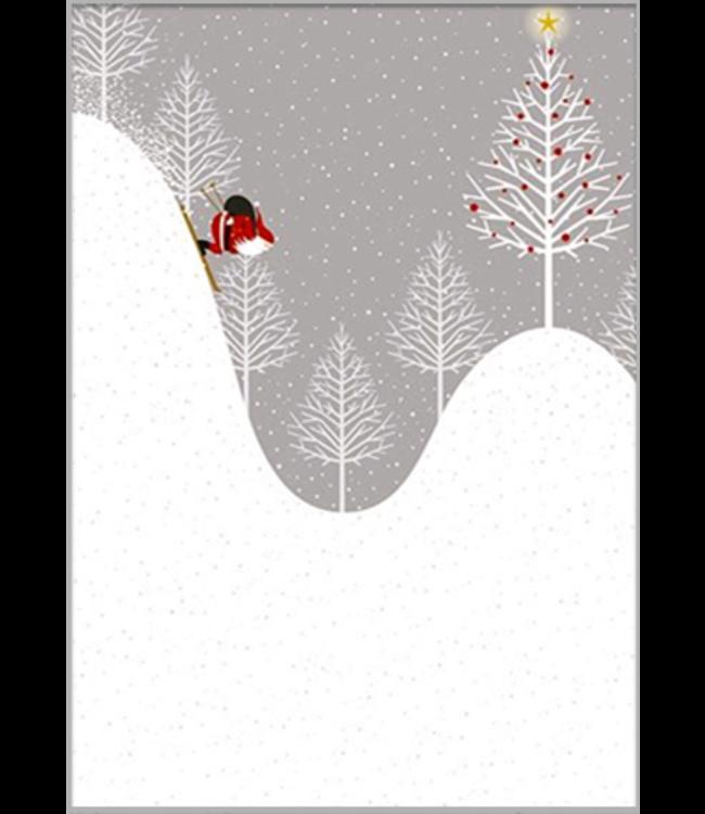 SKOWRONSKI & KOCH VERLAG Weihnachtsmann unterwegs