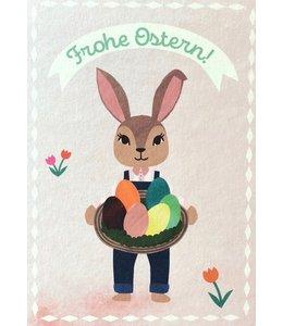 MONIMARI Frohe Ostern Häschen