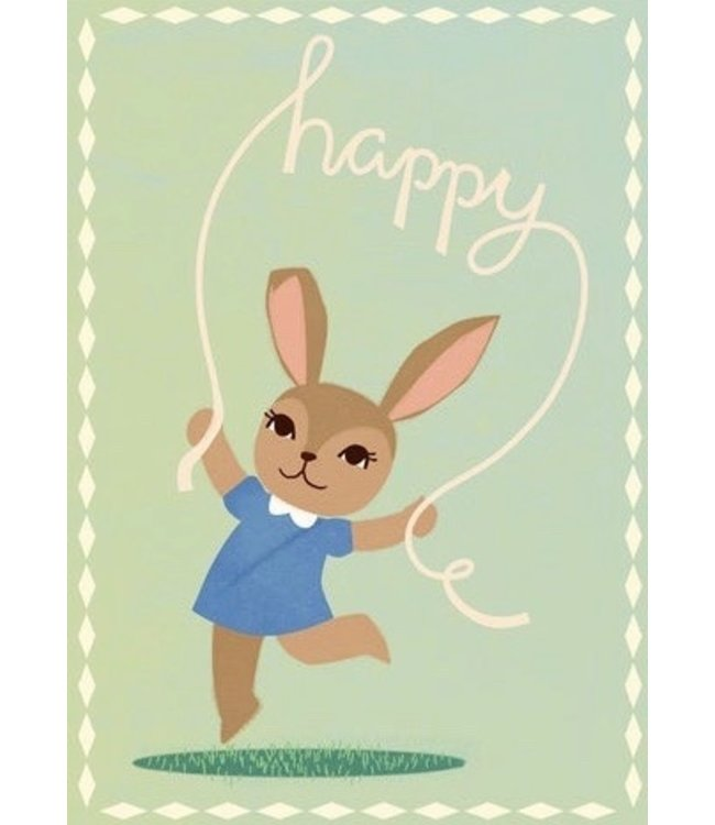MONIMARI happy hase