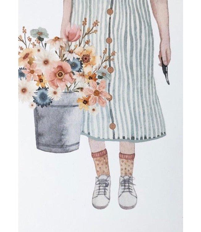 nataskalia Blumenmädchen