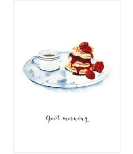 LEO LA DOUCE Good morning
