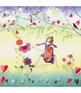 Kristiana Heinemann Musik im Garten