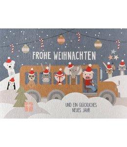 kartenmarie FROHE WEIHNACHTEN und ein glückliches neues Jahr