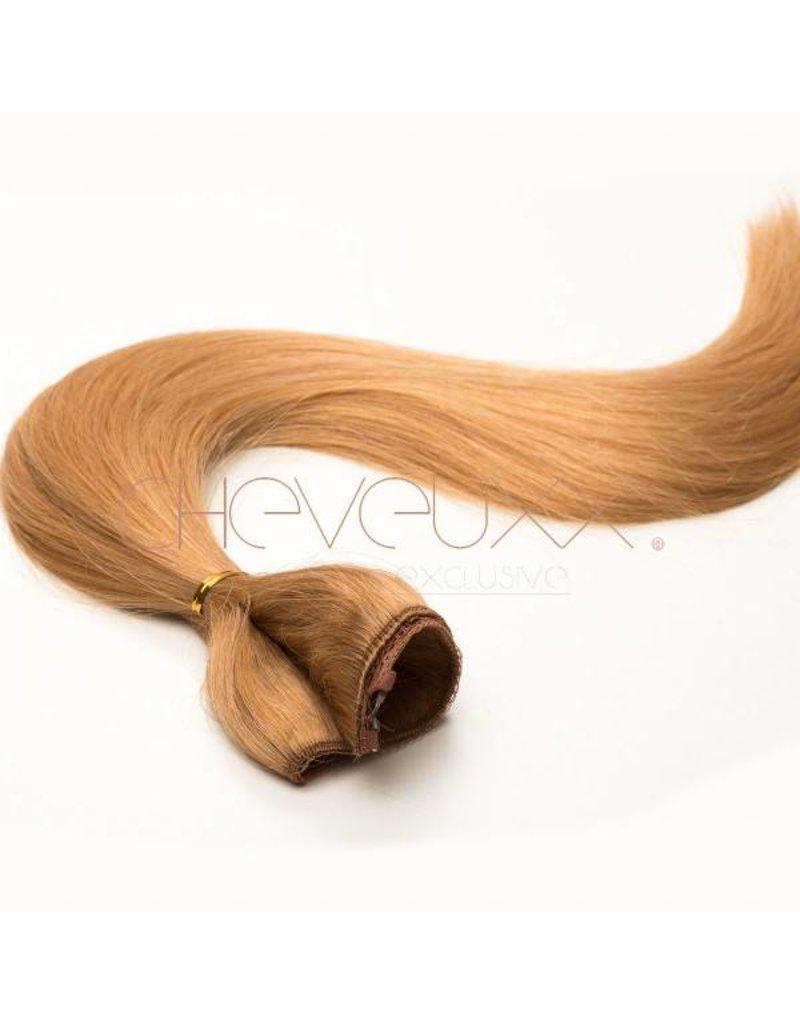 Flip-in midden blond - 40 cm