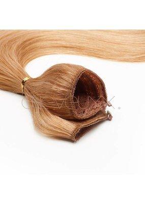Cheveuxx Flip-in haar extension midden blond - 40 cm