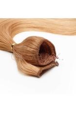 Cheveuxx Flip-in haar extension midden blond - 50 cm