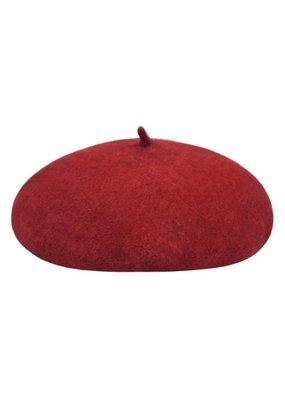 Baret rood
