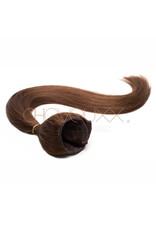 Clip-in bruin 55 cm