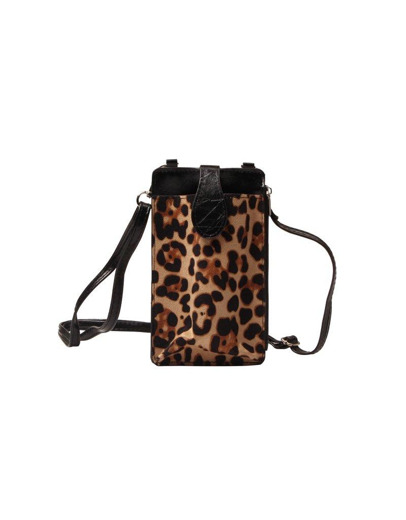 Telefoontas leopard