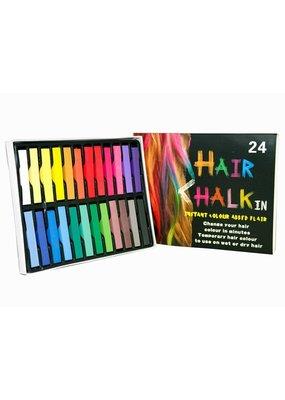 Haarkrijt  24  te gekke kleuren