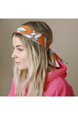 Haarband Hawaï oranje