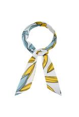 Haarband Hawaï geel