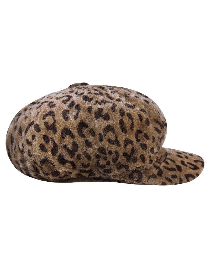 Cap leopard | Velvet