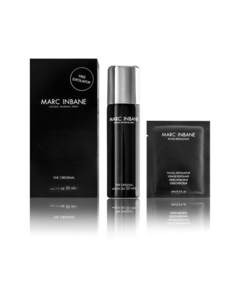 Spray tanning + Black exfoliator 5ML