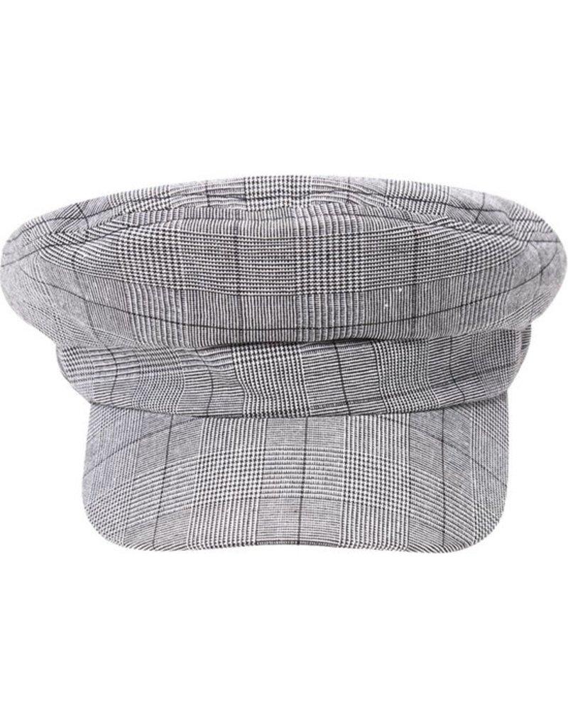 Sailor cap grijs