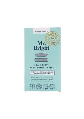Mr. Bright Teeth Whitening Strips
