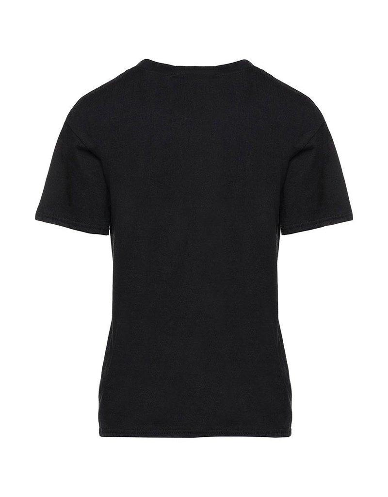 Cheveuxx 90's baby t-shirt zwart