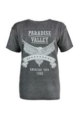 Cheveuxx Paradise Valley t-shirt grey