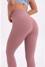 Cheveuxx Yoga broek licht roze