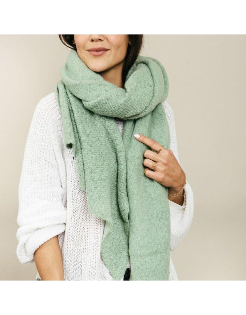 Sjaal mint