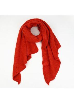 Sjaal oranje/rood