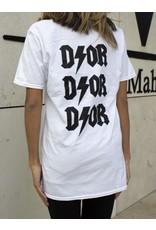 Dor T-shirt wit