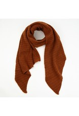 Sjaal oud oranje