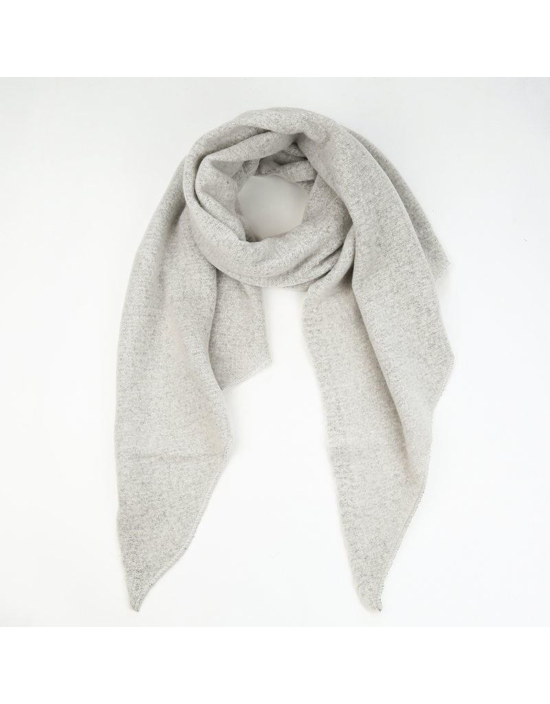 Sjaal grijs