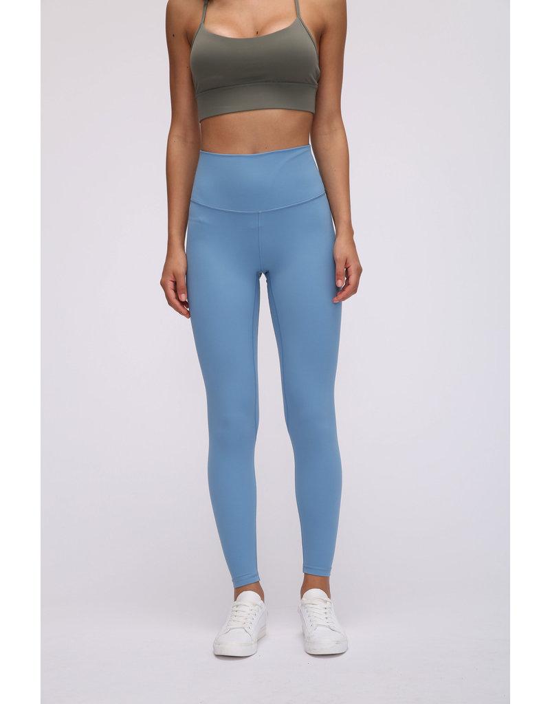 Cheveuxx Yoga broek blauw