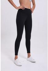 Cheveuxx Yoga broek zwart