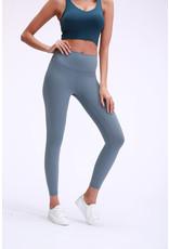 Cheveuxx Yoga broek mint blauw
