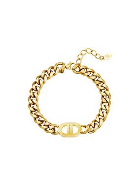 Cheveuxx Armband goud