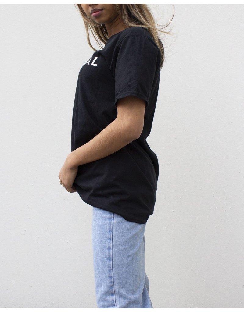 T shirt zwart - Essie