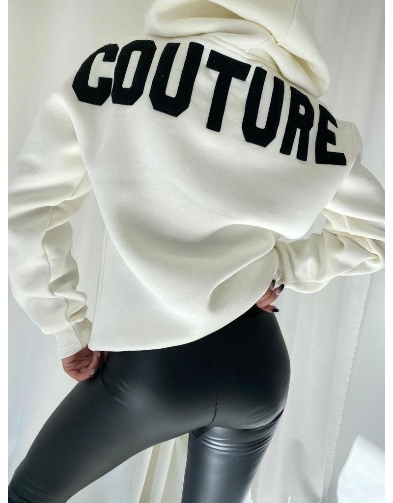 Cheveuxx Couture trui wit