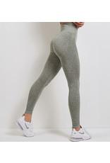 Cheveuxx Sport legging groen - rekbaar