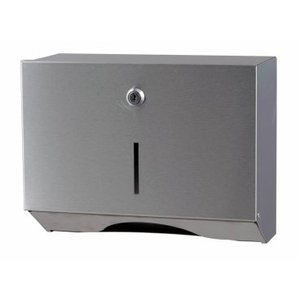 Basicline Towel dispenser small