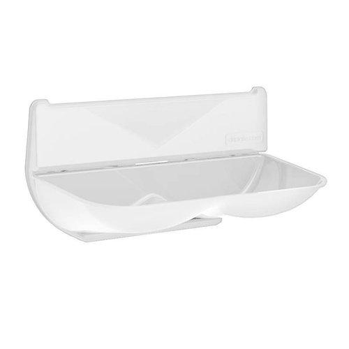 Driplate Plastdropptråget för Dyson Airblade dB White