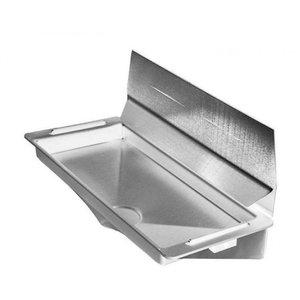 Driptray Drypbakke i rustfrit stål Dyson Airblade dB