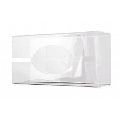 Dutch Bins Handske dispenser transparent stor