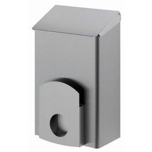 Dutch Bins Hygiene tray 7 liters stainless steel