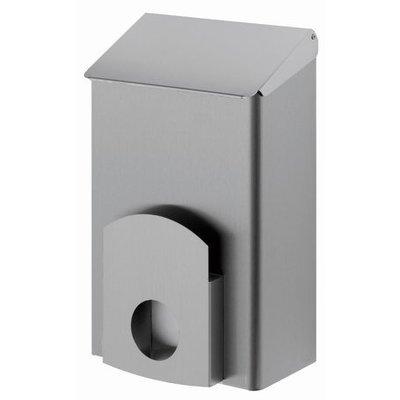 Dutch Bins Hygien bricka 7 liter av rostfritt stål