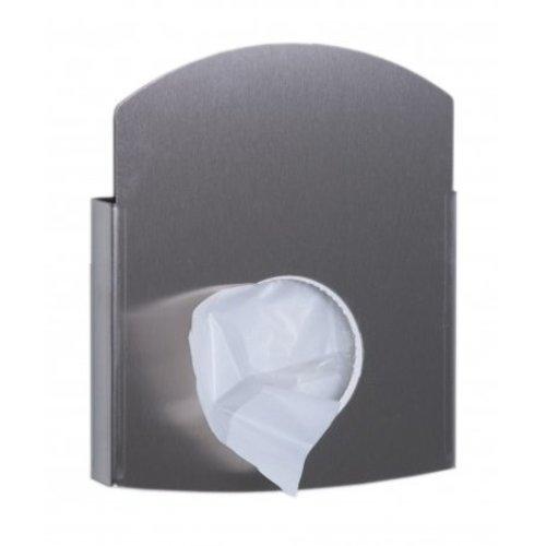 Dutch Bins Hygienisk påshållare rostfritt stål
